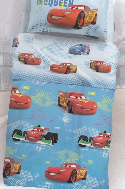 Copripiumino Cars 1 Piazza E Mezzo.Copriletto Estivo Cars Trend Piazza E Mezza